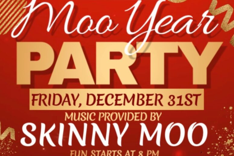 Moo Years Eve Party